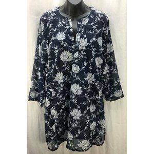 Ocean Queen Cover-Up Extra Extra Large XXL New